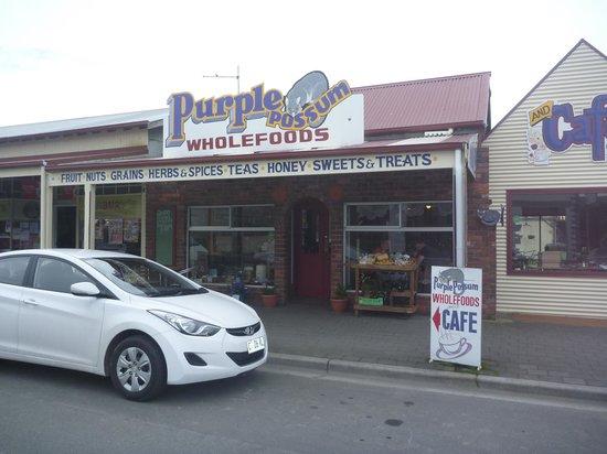 The Purple Possum