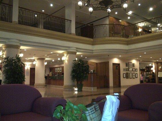 Sunway Hotel Phnom Penh: Lobby