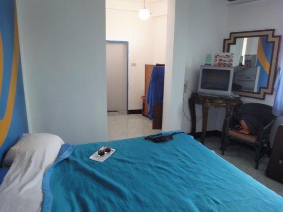Sawasdee Khaosan Inn : vue 1