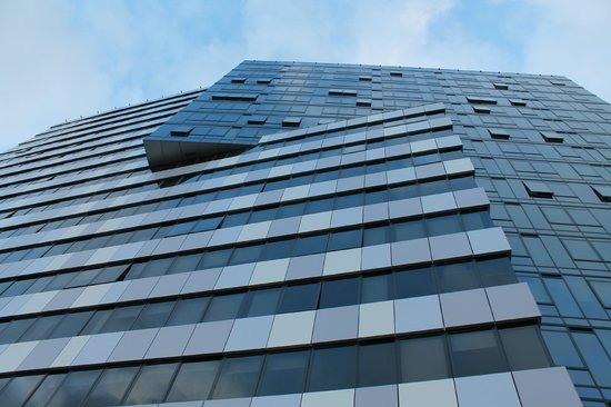 ALT Tower Serviced Apartments: Outside elevation