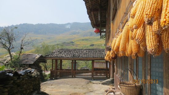 Longji Mountain: Longji Rice Terrace Local House