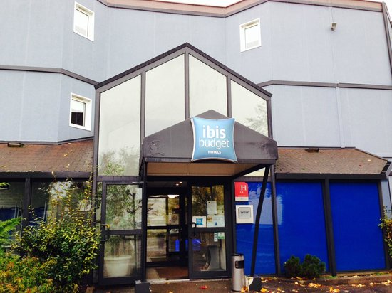 Ibis Budget Belfort Centre : hôtel