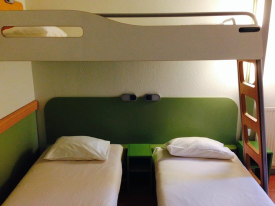 Ibis Budget Belfort Centre : Chambre Triple