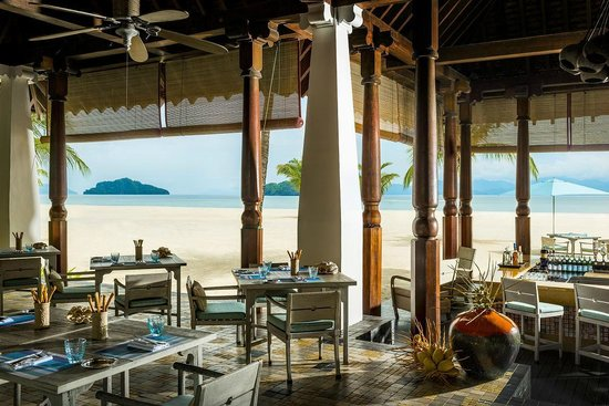 Four Seasons Resort Langkawi, Malaysia: Kelapa Grill