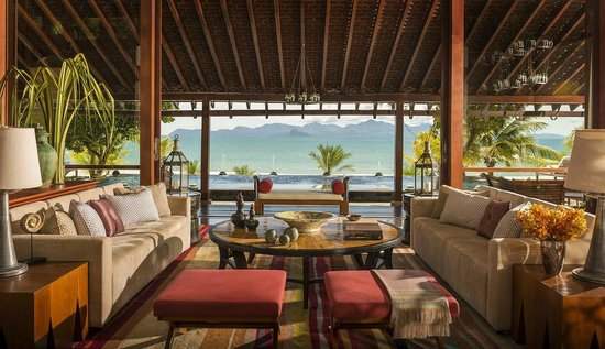 Four Seasons Resort Langkawi, Malaysia: Royal Villa