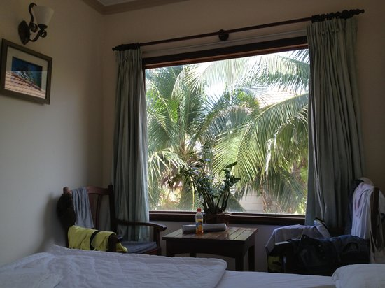 Malibu Resort Hotel: Вид из номера