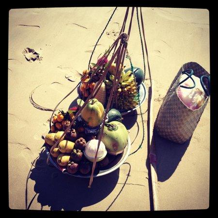 Malibu Resort Hotel : пляж
