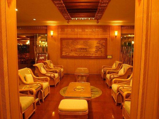 Huong Giang Hotel Resort & Spa: ห้องนั่งเล่น