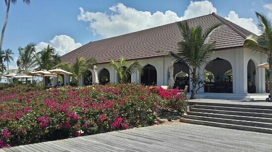 The Residence Zanzibar: the residence