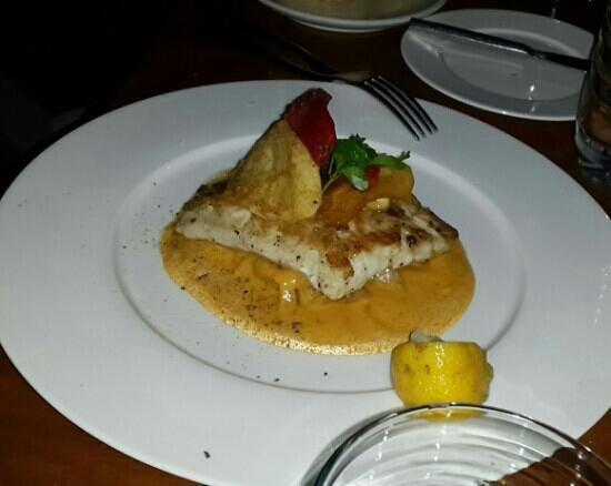 The Residence Zanzibar: delicious food
