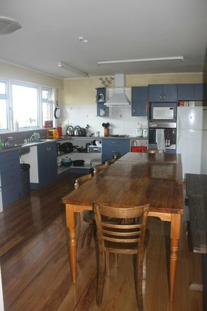 Leeways: newly renovated kitchen