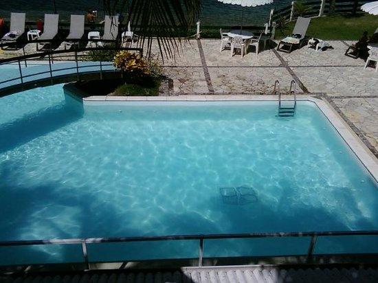 Hotel Bois Joli: la piscine