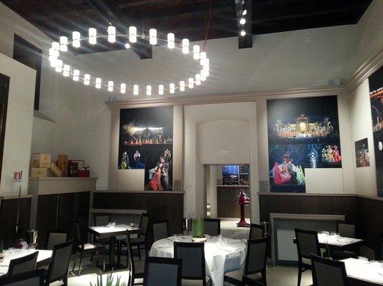 AMO Opera Restaurant : Seconda sala
