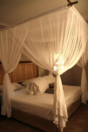 Halali Resort: a nice room to dream in