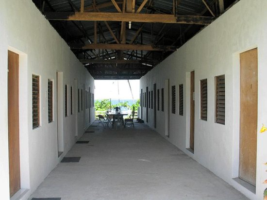 Sea Gates Catadman Lodge: ent