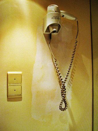 Hilton Garden Inn Brussels Louise: Salle de bain