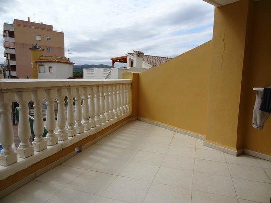 Gran Hotel Peñíscola: Balcony