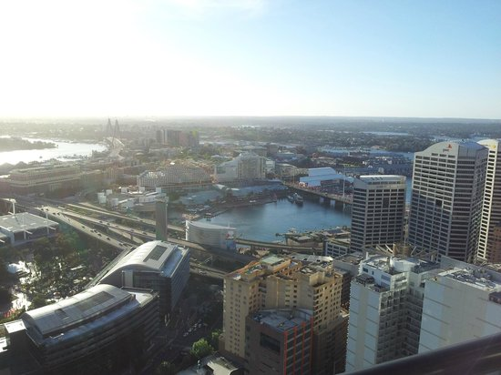 Meriton Suites Kent Street Sydney Darling Harbour View