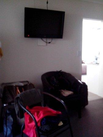 RotoVegas Motel of Rotorua: Master's Bedroom