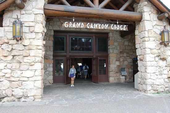Grand Canyon Lodge - North Rim: arrive