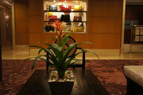 Ascott Makati: Downstairs Lobby