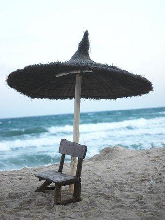 El Mouradi El Menzah: bench