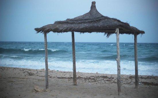 El Mouradi El Menzah: sea