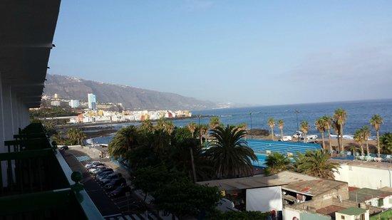 Sol Puerto Playa Hotel: Vue de la chambre coté plage