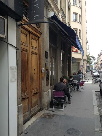 Cafe Restaurant de la Mairie
