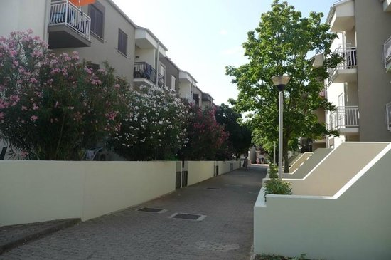 Park Plaza Verudela Pula: one of the street in the area