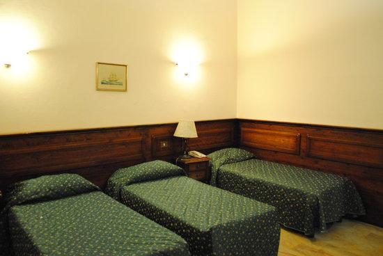 Hotel Le Due Fontane : номер