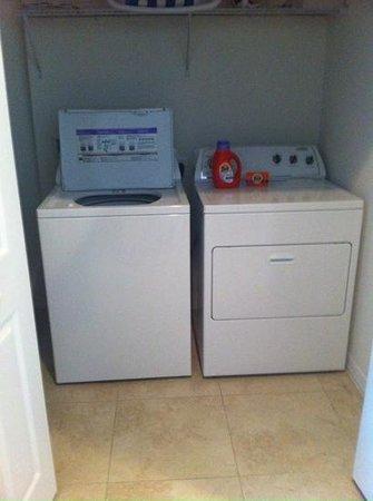 CLC Encantada Resort: utility room