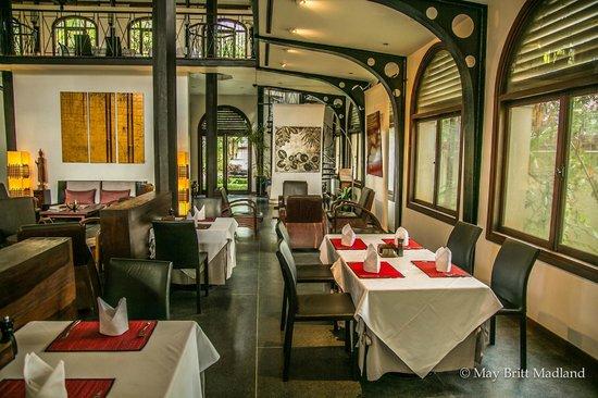 Heritage Suites Hotel : Hotel restaurant