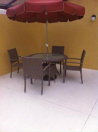CLC Encantada Resort: large outdoor space