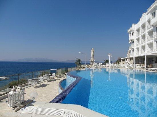 Lavista Boutique Hotel: Het prachtige zwembad.