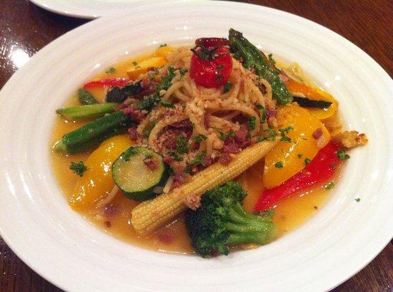Cucina Caldo: Lunch for 1050 yen