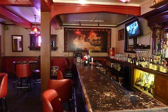 Copper Queen Hotel : the Saloon