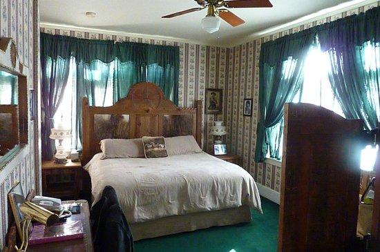Copper Queen Hotel : the John Wayne Room