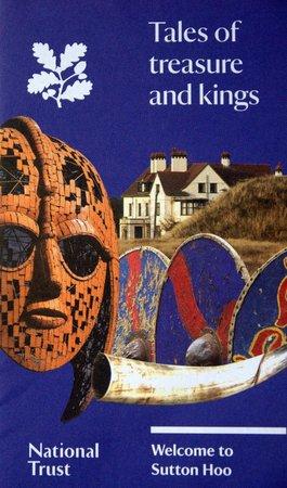 Sutton Hoo: useful `advertising` literature