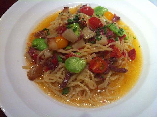Cucina Caldo: 美味しい生パスタ