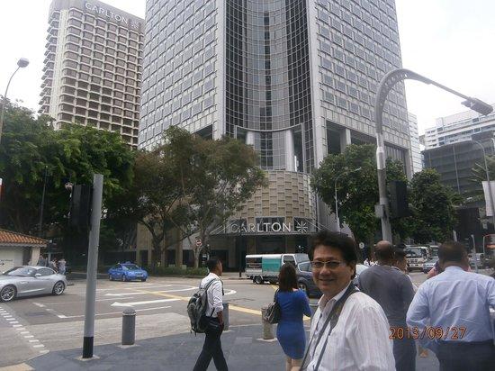Carlton Hotel Singapore: The Carlton