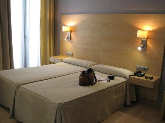 Hotel Sant Agusti: Номер