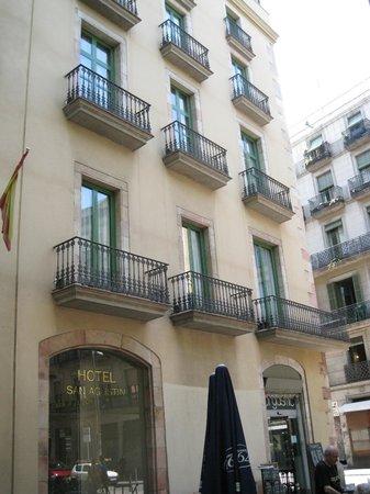Hotel Sant Agusti: Отель