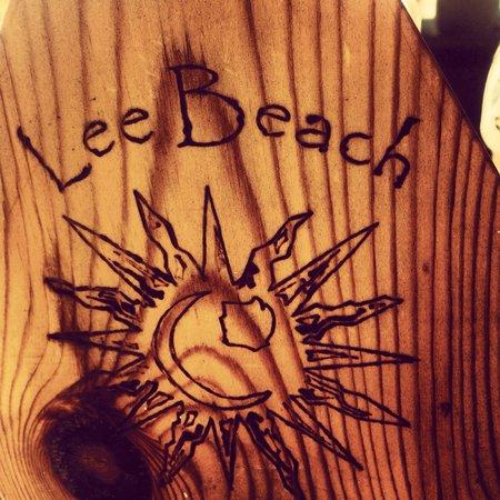 Lee Beach Cafe Bar: X