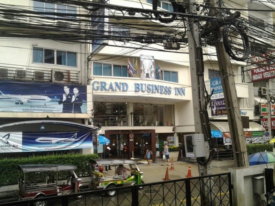 Grand Business Inn: Amazing hotel