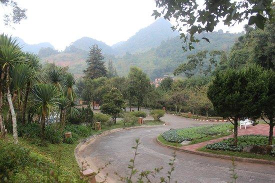 Angkhang Nature Resort: รอบโรงแรม