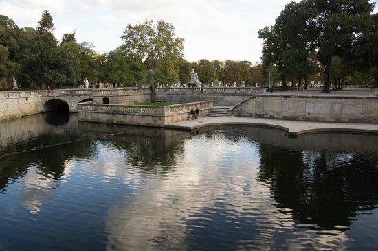 Jardins de la Fontaine : Gardens