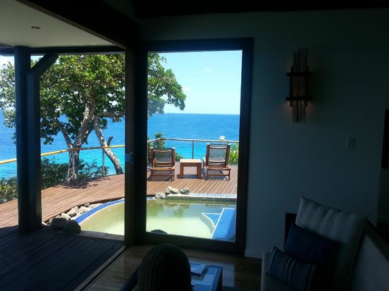 Royal Davui Island Resort: Bure No 5