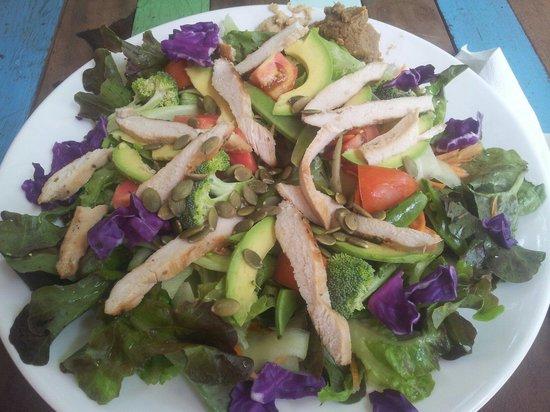 I Love Salad: Creating my own salad