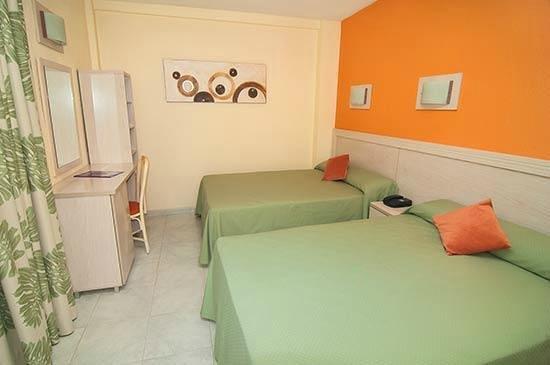 Servigroup Calypso: Double room